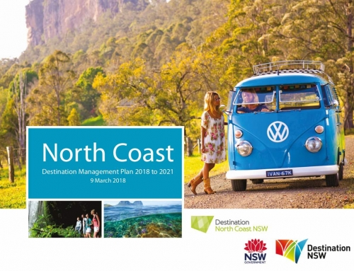 The North Coast Destination Management Plan 2018 to 2021