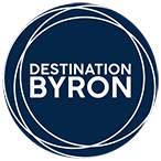 Destination Byron Logo
