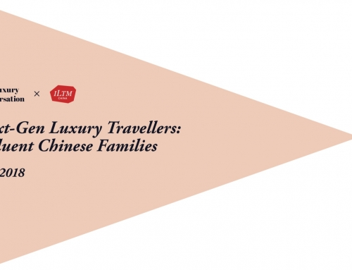 Next-Gen Luxury Travellers: Affluent Chinese Families
