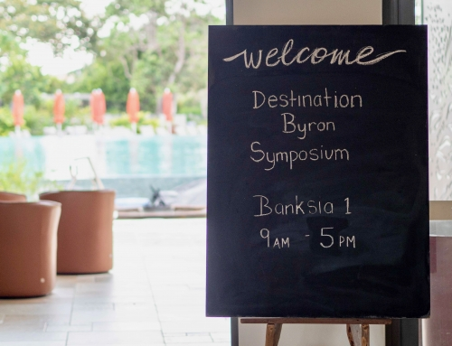 Sustainability and collaboration at the 2019 Destination Byron Tourism Symposium