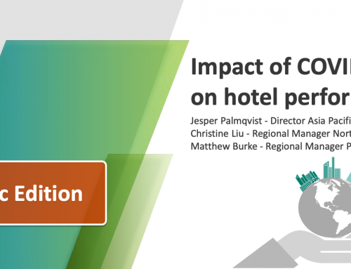 Impact of the COVID-19 outbreak on the Pacific hotel industry