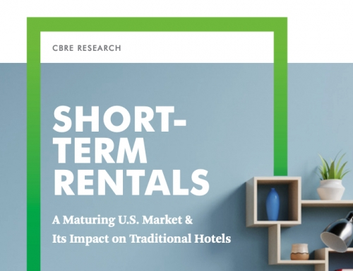 CBRE's Short Term Rental Report